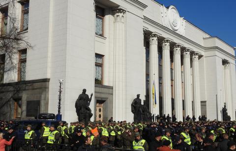 Цель акции в Киеве - не подд…