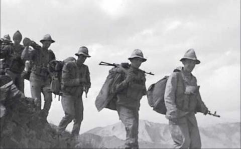 Предатели на Афганской войне…
