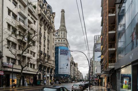 Буэнос-Айрес. Роскошь, нищета и современность