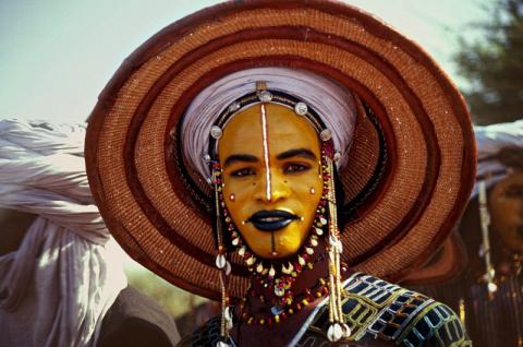 Самый пикантный конкурс красоты в Африке, от которого появляются дети