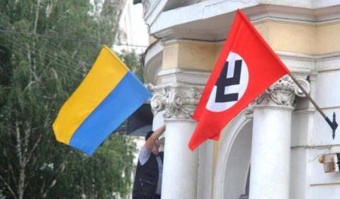 Правый сектор: «Обыкновенный украинский фашизм»
