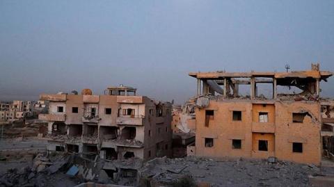 Лавров потребовал от ООН обратить внимание на последствия штурма Ракки коалицией
