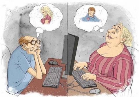 10 советов психолога для тех, кто ищет любовь в интернете (Ксения Леонова)