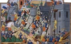 Падение Константинополя: тре…
