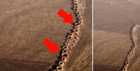 Кяриз - древняя водопроводна…