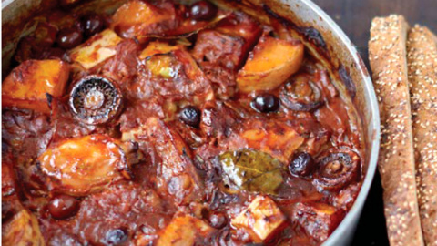 Курица по-итальянски: рецепт…