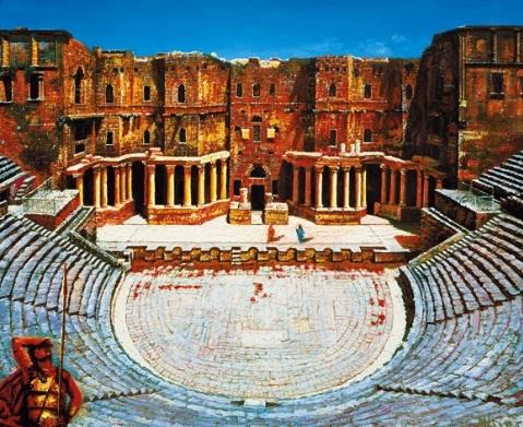 Что есть истина Спор Пилата с Иешуа