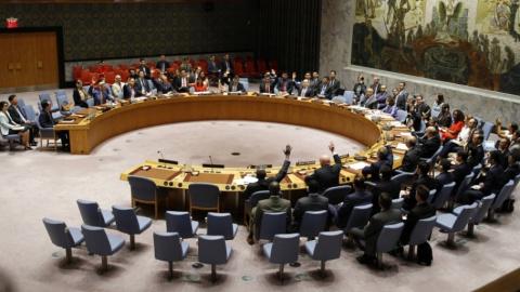 Совбез ООН предлагает ограничить право вето в ситуации «массовых зверств»