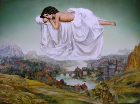 Загадки или тайны жизни и смерти. Спящие загадки