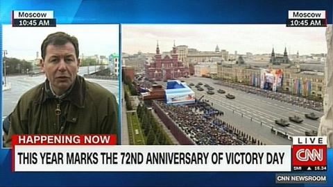 CNN: Парад Победы — символ не только прошлого, но и настоящего