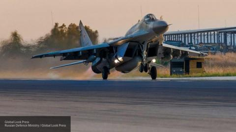 Поддержка ВКС РФ помогла сирийским военным освободить более 89% страны