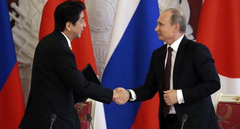 Американские СМИ: Путин уже решил судьбу Курил