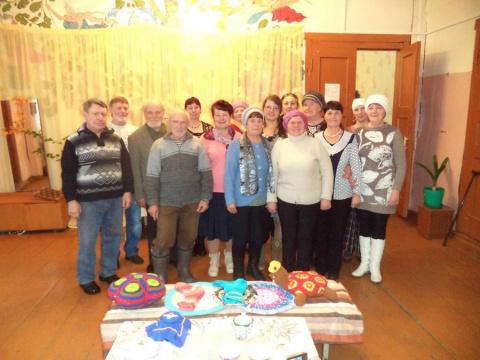 Юбилейная встреча в Кандаурово