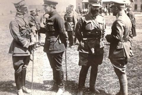 Польско-украинская война 191…