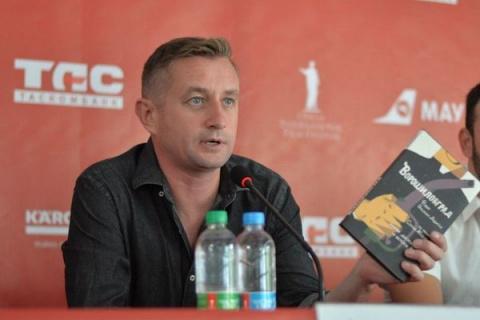 Презентацию украинской ленты по роману Жадана признали лучшей на престижном форуме в Германии