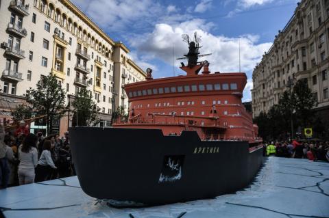 Успешно прошли испытания турбины для новых атомных ледоколов РФ