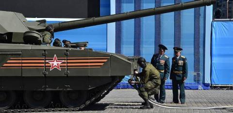 Если русские танки выдвинутс…