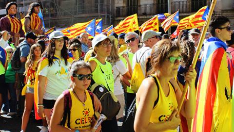 Власти Каталонии запустили новый сайт о референдуме