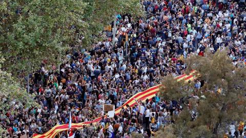 Власти Каталонии объявят о н…