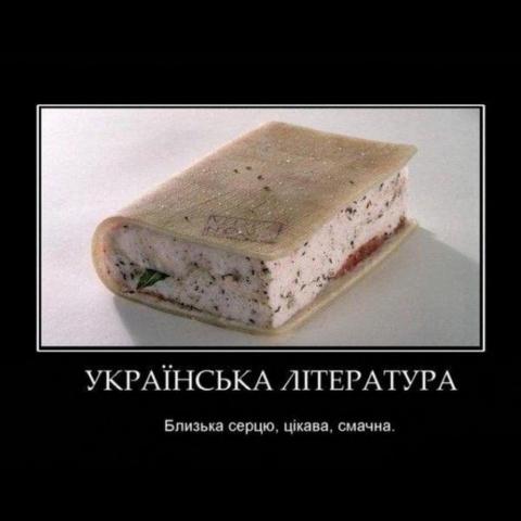 Субъективно про украинскую литературу. Ю. Витязева
