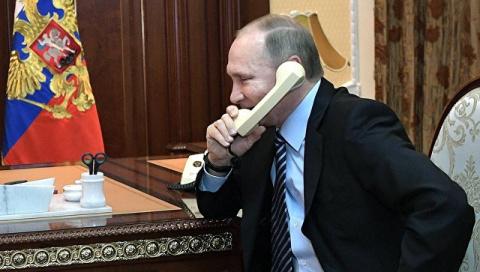 Стало известно, о чем Путин …