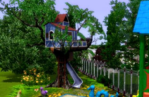 Безопасное место для увлекательных игр: обустраиваем на дереве домик для детей