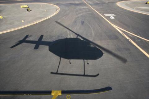 Граждане поменяют такси на вертолёты. В России появится крупнейший в Европе вертолётный центр