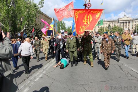 Не на тех нарвались! Бандерофашисты получили по рожам в Николаеве, Днепропетровске и Одессе.