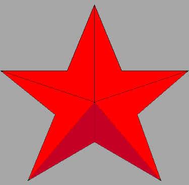 Символы СССР: Красная звезда