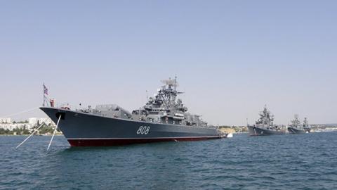 Досчитать до нуля: Украина «вывела» Черноморский флот ВМФ России из Крыма