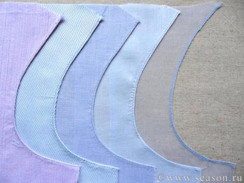 Швы для шитья сложных тканей…