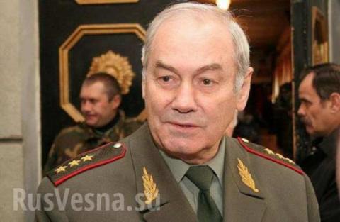 Нужно было сразу проводить второй референдум о вхождении ДНР в состав РФ, — генерал Ивашов