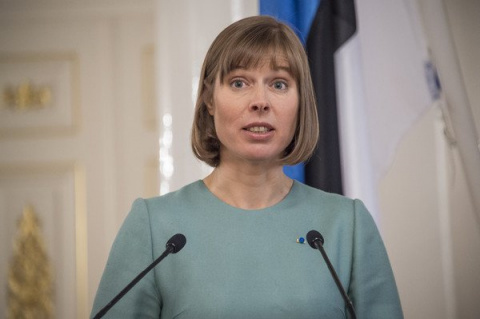 Президент Эстонии сделала пр…