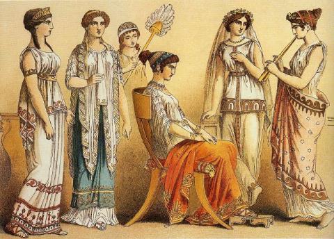 Эталоны женской красоты в ра…