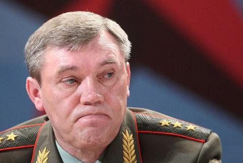 Валерий Герасимов — генерал …