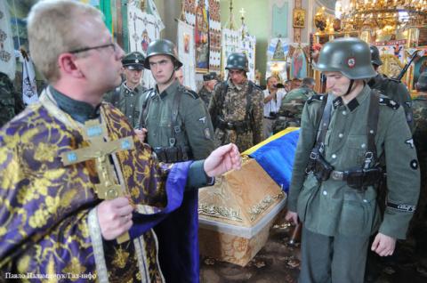 Украинское униатство и неона…