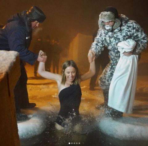 Собчак пытались утопить в пр…