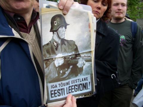 Эстонцы играли с НАТО в диве…
