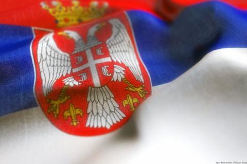 Америка в бешенстве - сербы …