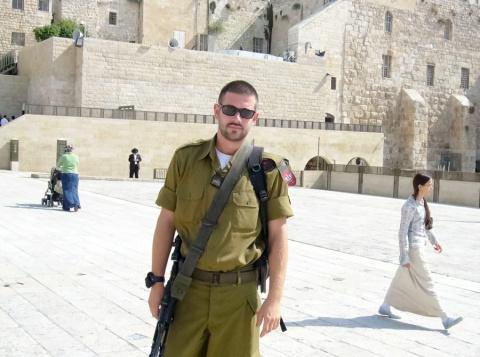 Россиянин – об армии в Израиле