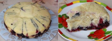 Быстрый и вкусный пирог в му…