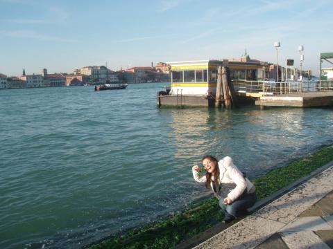 уже Венеция))