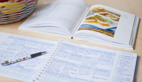 Как составить меню на неделю…