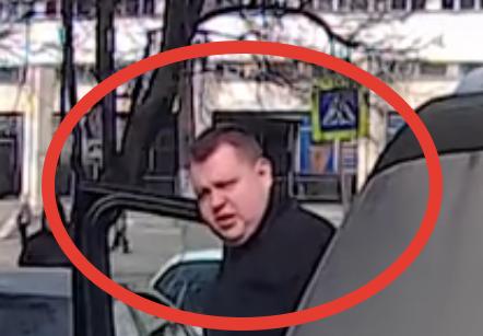 Водитель не пропустил детскую скорую помощь в Москве
