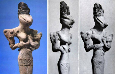 Загадка фигурок рептилий-пра…