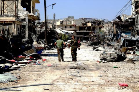 """""""Это странно"""". Лавров оценил решение ОЗХО по расследованию химатаки в Сирии"""