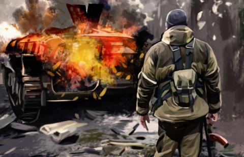Жесткий ответ Донбасса Украи…