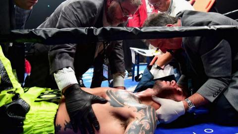 Смерть на ринге