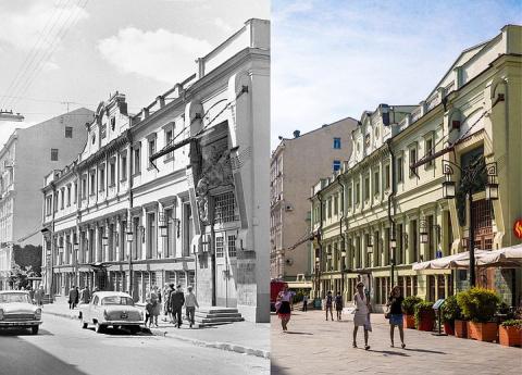 12 самых ярких фото Москвы в…