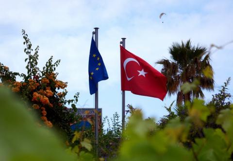 Турецкий министр: Берлин не может «верховодить европейскими процессами»